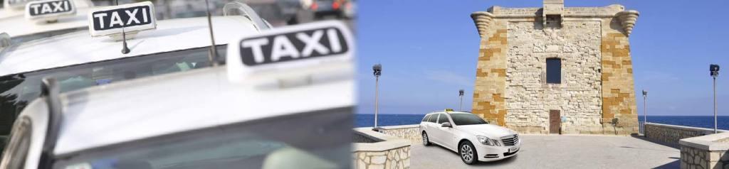 Trapani Taxi-taxi